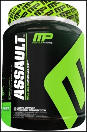 Check out the review of the top-selling pre-workout formula on the market today!  http://fabodylous.com/2012/07/muscle-pharm-assault-review.html  #fitness #bodybuilding #diet
