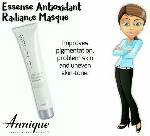 Annique [ Essense skin range ]   Antioxidant radiance masque