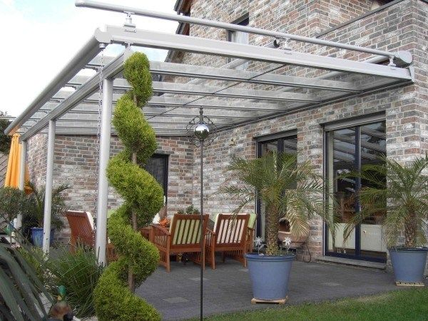 25  best ideas about terrassenüberdachung aluminium on pinterest ...