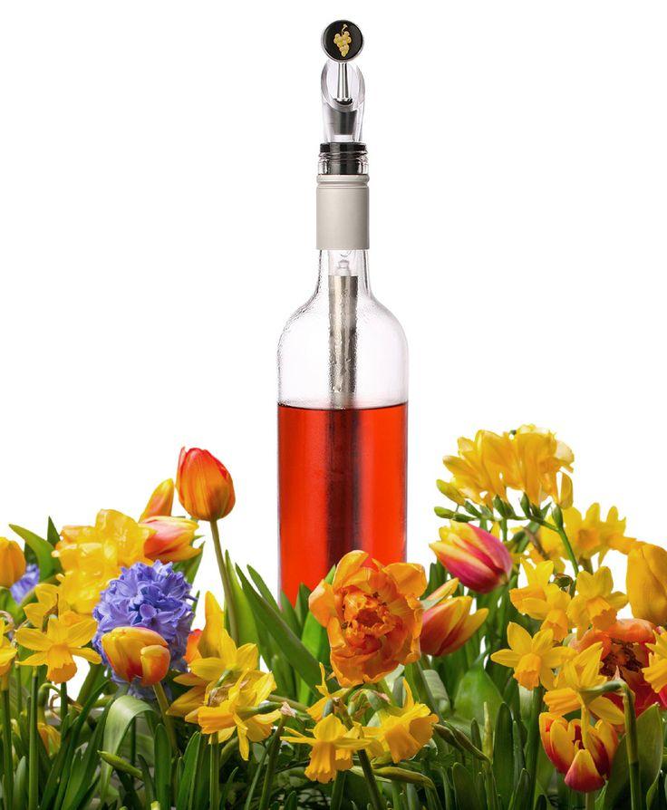 Met de design wijnkoeler WINECHILL Original houd je een gekoelde fles wijn tot een uur lang perfect gekoeld aan tafel, op het terras of lekker thuis op de bank. www.wine-chill.com #cadeautip #cadeau #moederdag #moederdagcadeau #moederdagtip #relatiegeschenken #relatiegeschenk #loyaltyprogram #businessgifts #promz #promzbeurs #ahoy #ahoyrotterdam #rosewine #rosé #roséallday #wijn #sommelier #winelovers #wijnliefhebbers #winechill #wijnkoeler #winechiller #custommade