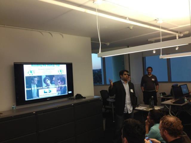 Kubs Lalchandani Key Note Address at Start-up Event