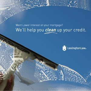 We'll help you clean up your credit !