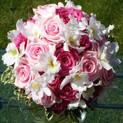 Fler inspirace - Pro nejkrásnější svatbu: Svatební kytice | Fler.cz