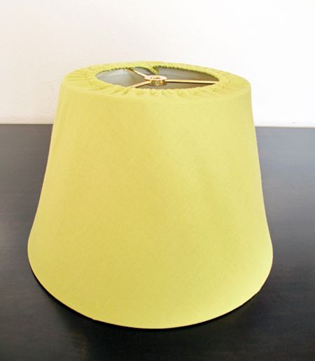 25 pinterest light me up lamp shade slip cover tutorial to cover up those boring white shades mozeypictures Gallery