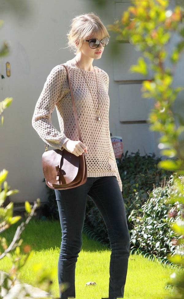 Taylor Swift in Los Angeles