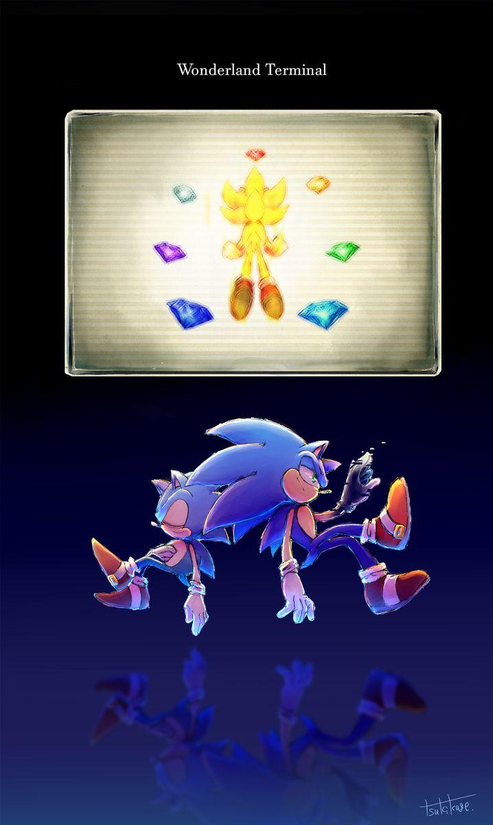 Sonic sonic sonic <3 <3