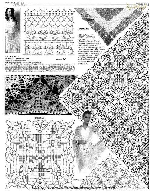 Crochet gold: Meravigiosa shawl!