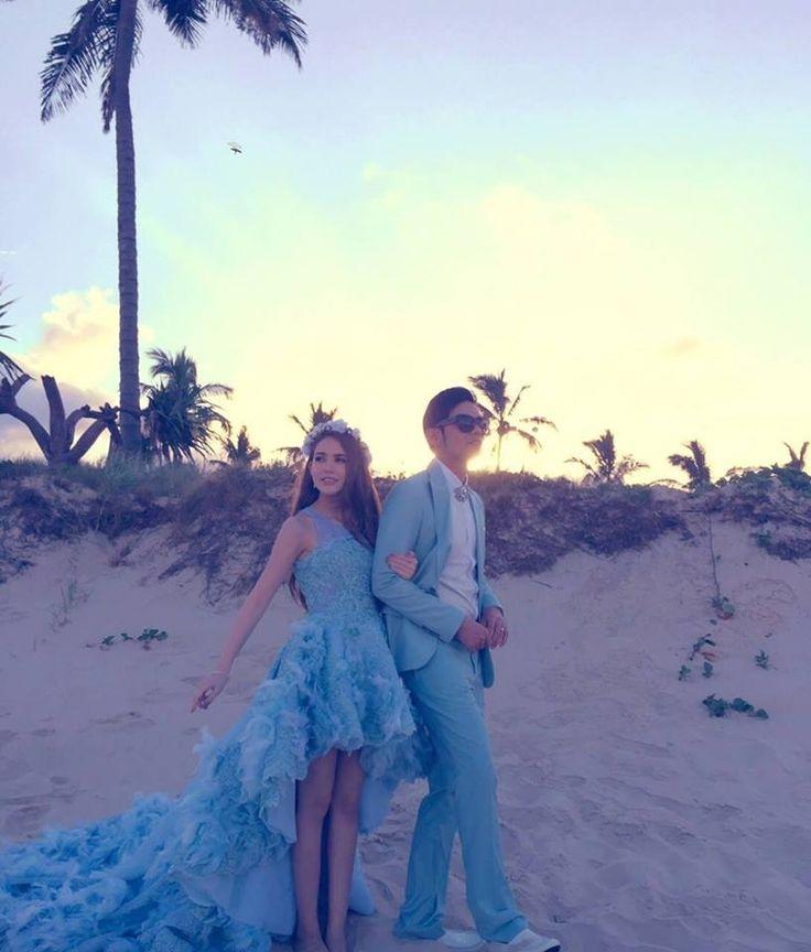 Jay Chou Hannah Quinlivan wedding 10