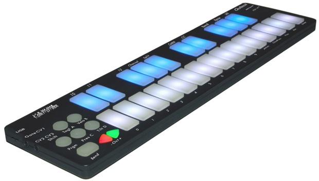 QuNexus Keyboard Controller