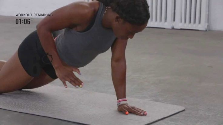 Shelly-Ann Fraser-Pryce's 15-min Intense Interval Workout
