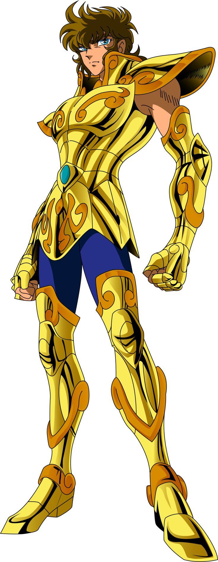 Leo Aiolia - #GoldSaint