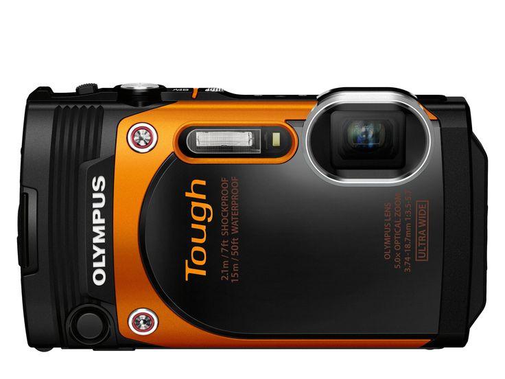 Olympus TOUGH TG-860