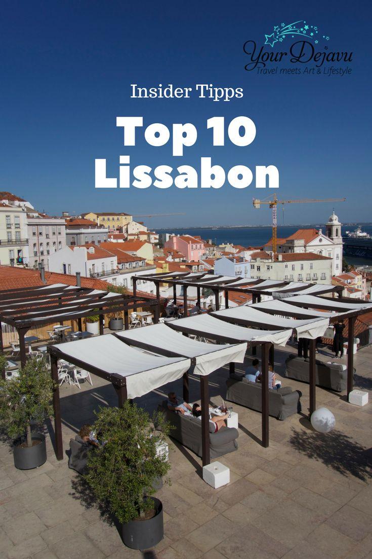 Lissabon, die portugiesische Stadt am Tejo und am …
