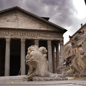 Six Free Things to Do in Rome - I've done 4/6: Pantheon, Trevi Fountain, Campo de Fiori and St. Peter's Basilica