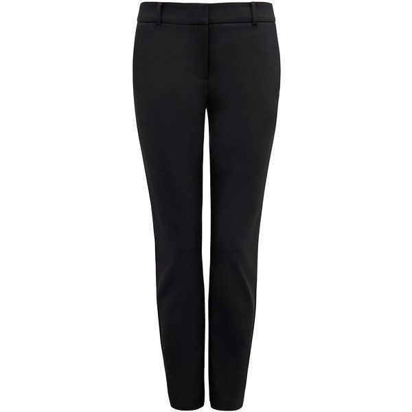 Grace 7/8th slim pants ❤ liked on Polyvore featuring pants, slim pants, slim fit pants, slim trousers, slim fitted pants and slim fit trousers