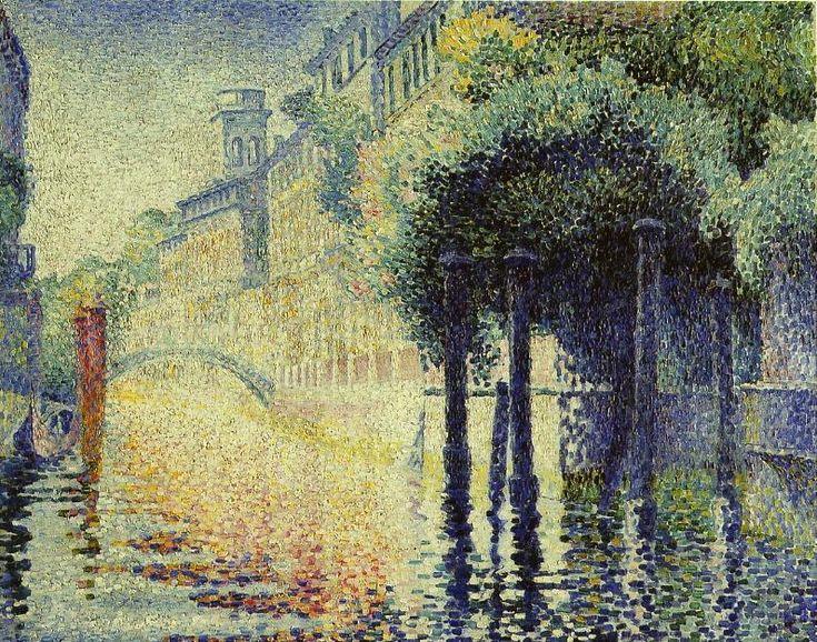 Henri-Edmond Cross, peintre de la côte varoise.. ses huiles et ses aquarelles