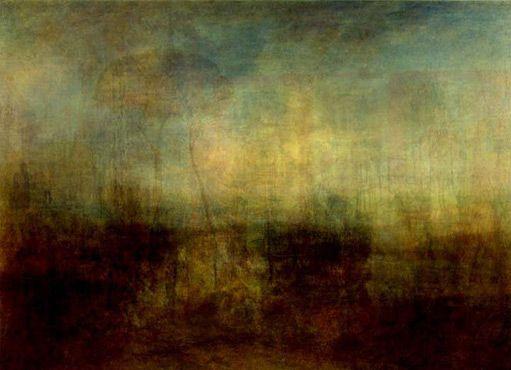 Every... William Turner postcard from Tate Britian   Idris Khan