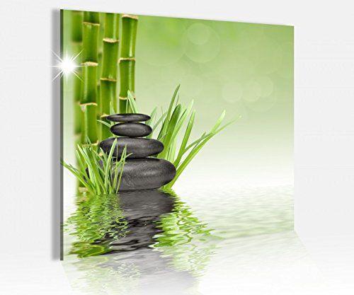 52 best Bambus Bilder images on Pinterest Bamboo, Feng shui and - glasbilder für badezimmer