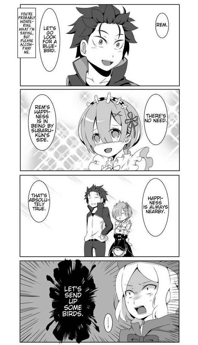 Rezero In 2020  Anime, Manga Anime, Art-8976