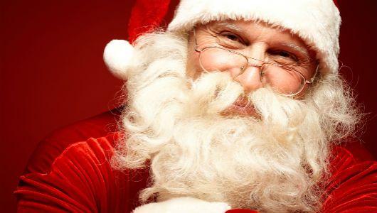 The origin and evolution of Santa Claus [Infographic]