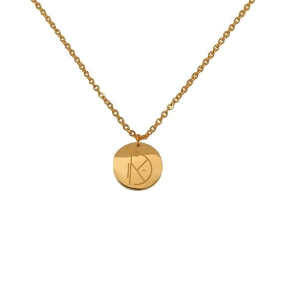 Your Letter • halsband guld