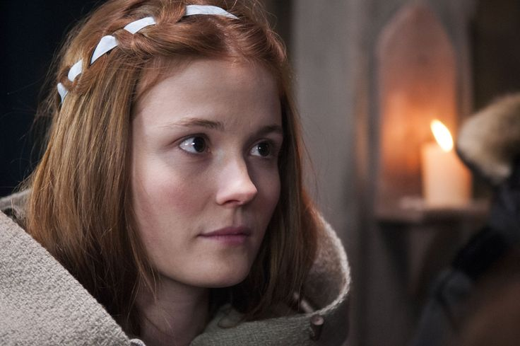 Amy Wren - The Last Kingdom (2015) (2560×1701) #hair #hairstyle