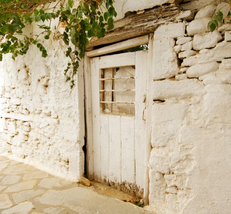Naxos Island Cyclades Greece