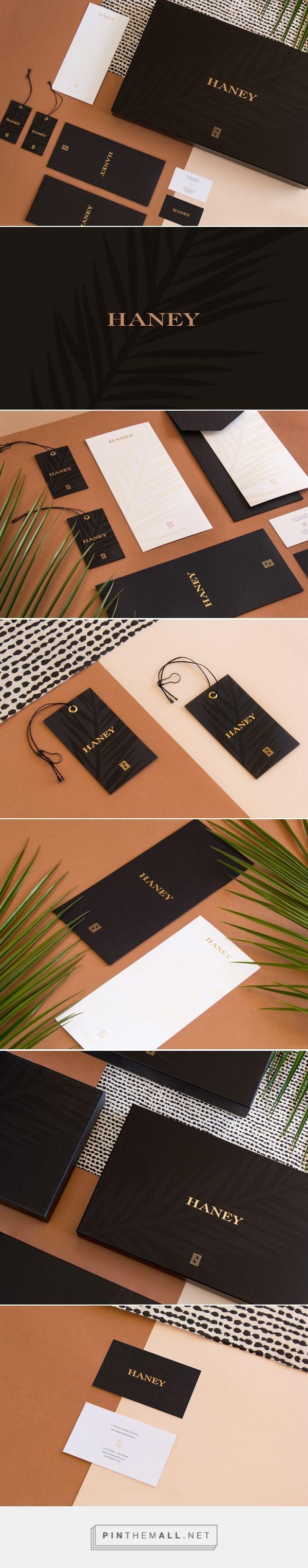 Haney Branding by Kati Forner The 678