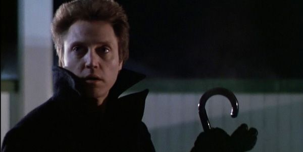 Christopher Walken, favourite role: The Dead Zone, Johnny Smith.