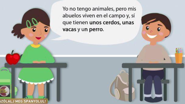 Spanyol szótár - Kattints ide a 75-80. adás szavaiért: