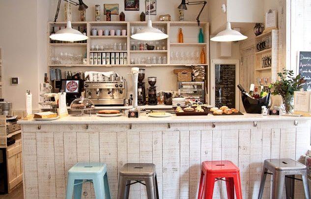 imagens de cafeterias rusticas - Pesquisa Google
