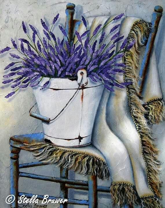Artist ~ Stella Brawer