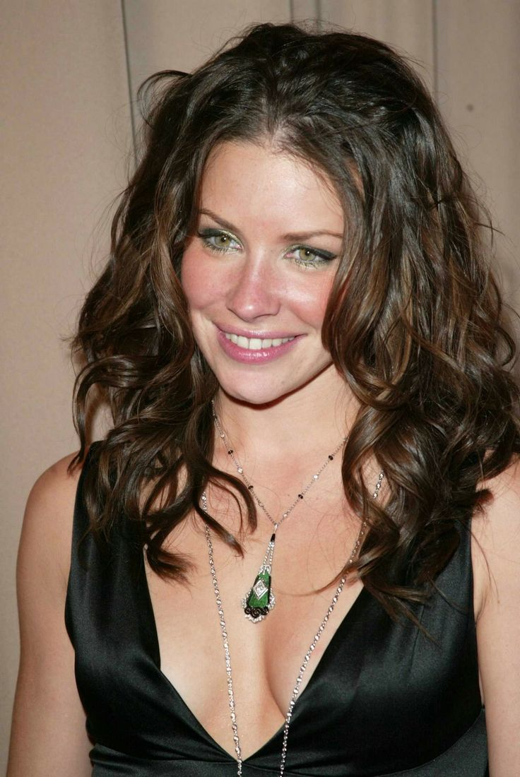 evangeline lilly with both - photo #21