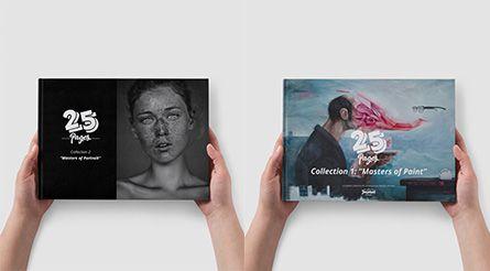 <font><font>De collectie bevat de Masters of Paint en de Meesters van Portret collectie in full-color hardcover boeken. </font><font>Voer deze loterij nu en we zullen een winnaar op 28 februari plukken!</font></font>