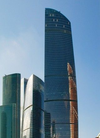 Federation Towers - Vostok Tower -                  The Skyscraper Center