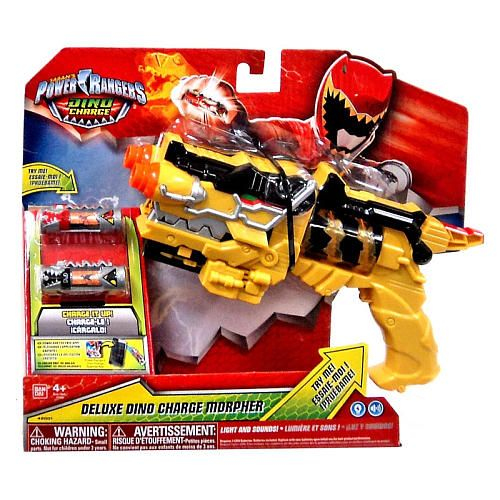 "Power Rangers Dino Charge - Deluxe Dino Charge Morpher - Bandai - Toys ""R"" Us"