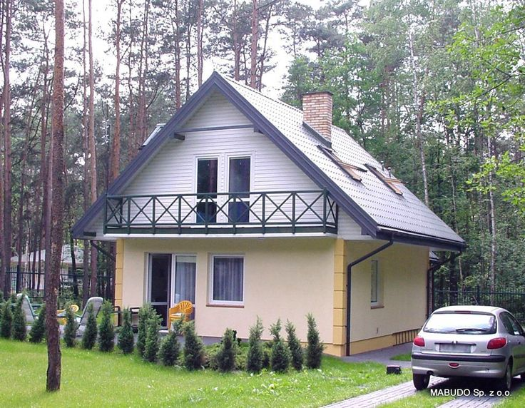 Projekt domu D03
