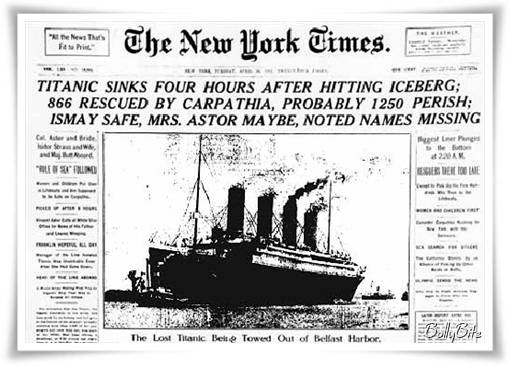 Historic Newspaper Headlines | Historic Newspaper Headlines - Friends Corner - Discussion & Sharing ...