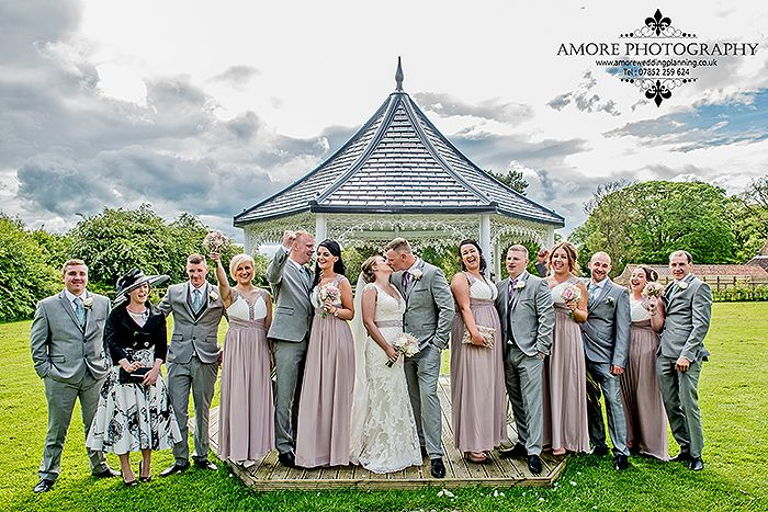 Amore Photography of Wakefield : Leeds Town Hall The Bridge Wetherby Wedding Photography