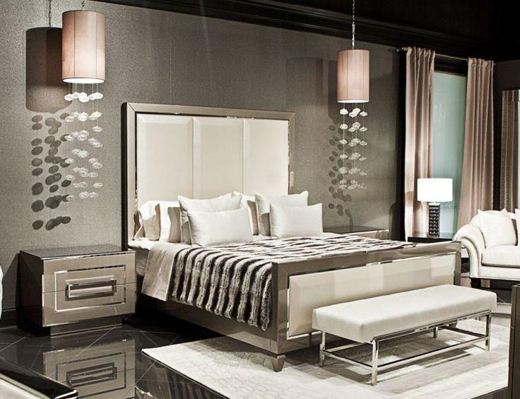 Luxury Bed, Trump Home Art Deco Design