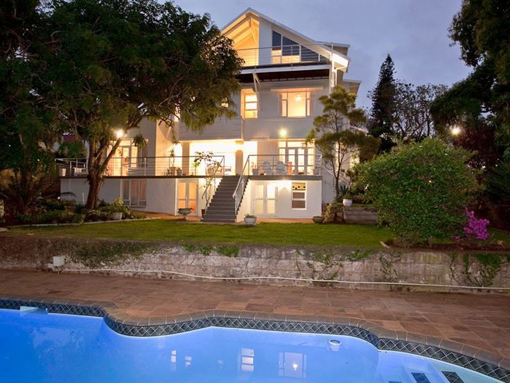The Grange Guest House - The Grange Guest House is an AA Superior graded, gracious three-storey 1950's mansion house situated in upper Durban North. The first bed and breakfast in Durban North 16 years ago, The Grange has recently ... #weekendgetaways #durban #dolphincoast #southafrica
