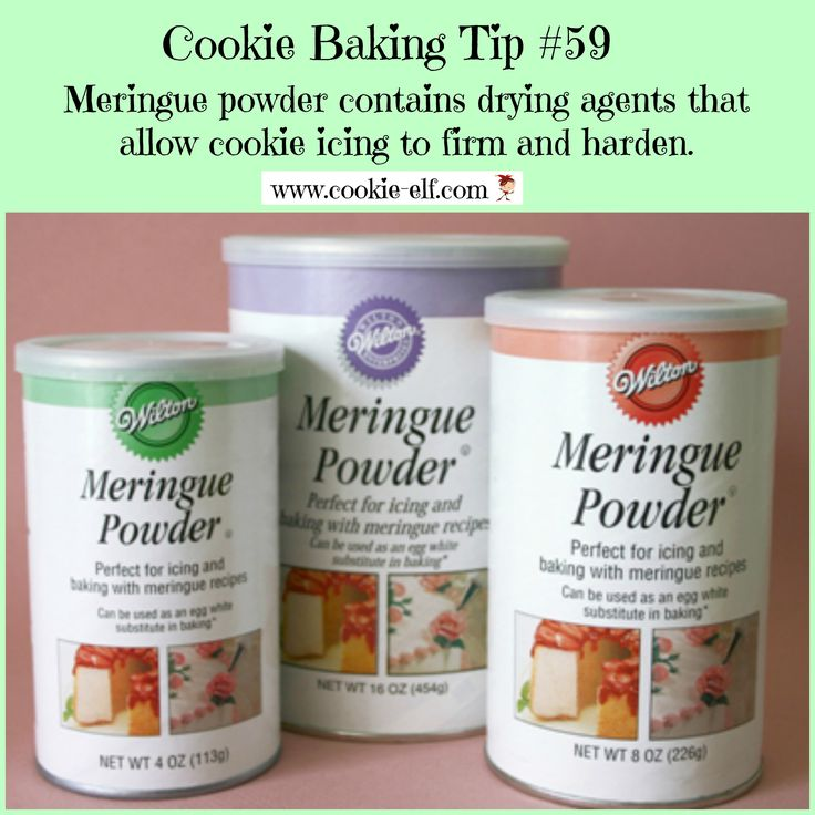 Cookie Baking Tip #59: great way to make cookie icing that firms and hardens. More cookie baking tips: http://www.cookie-elf.com/baking-cookies-tips.html#sthash.skGysohm.dpbs