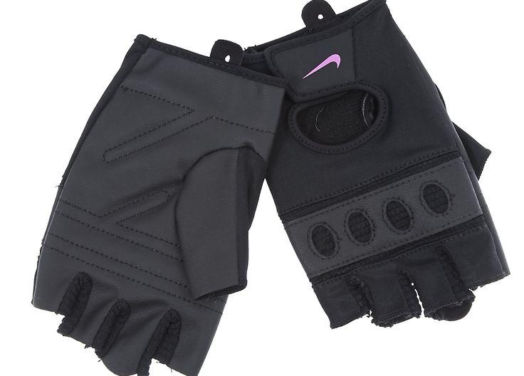 NIKE - Γυναικεία γάντια προπόνησης Nike μαύρα μόνο 18.00€ #onsale #style #fashion