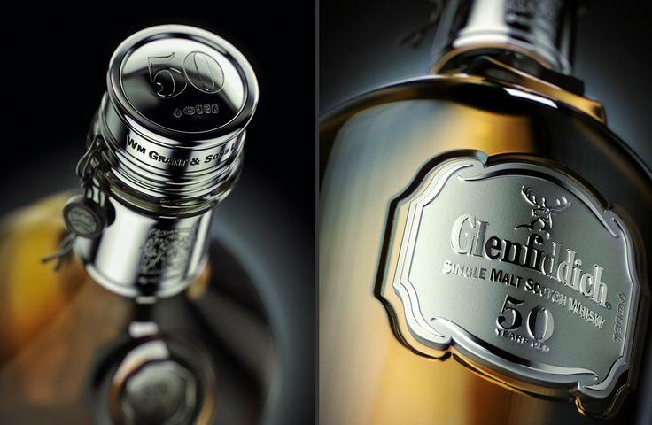 Glenfiddich 50 Year Old: El placer de probar un viejo whisky escocés