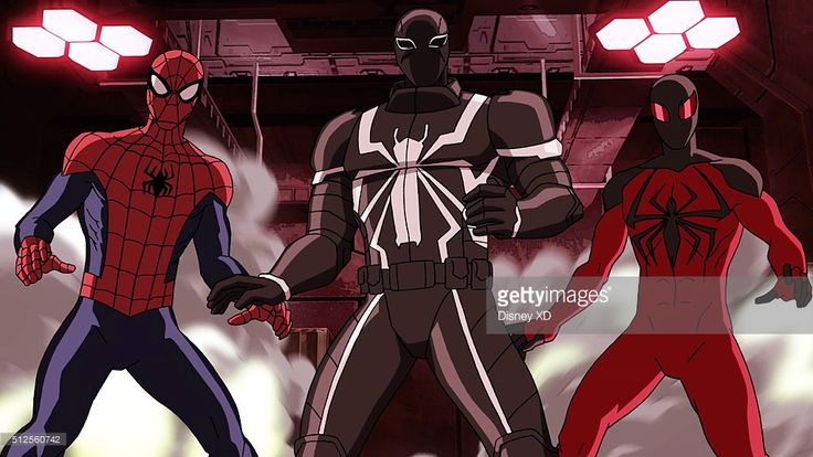 SINISTER 6 - 'Double Agent Venom' - Spider-Man and Scarlet Spider must overcome Kraven in order to rescue their kidnapped teammate, Agent Venom. This episode of 'Marvel's Ultimate Spider-Man VS. The Sinister 6' airs Sunday, March 20 (9:00 - 9:30 A.M. EST) on Disney XD. SPIDER