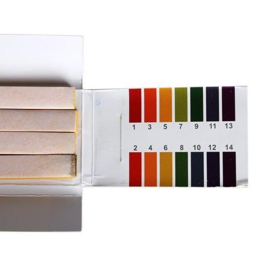 Premium 160 Strips Full Range PH 1-14 Test Indicator Paper Litmus Testing Kit CA