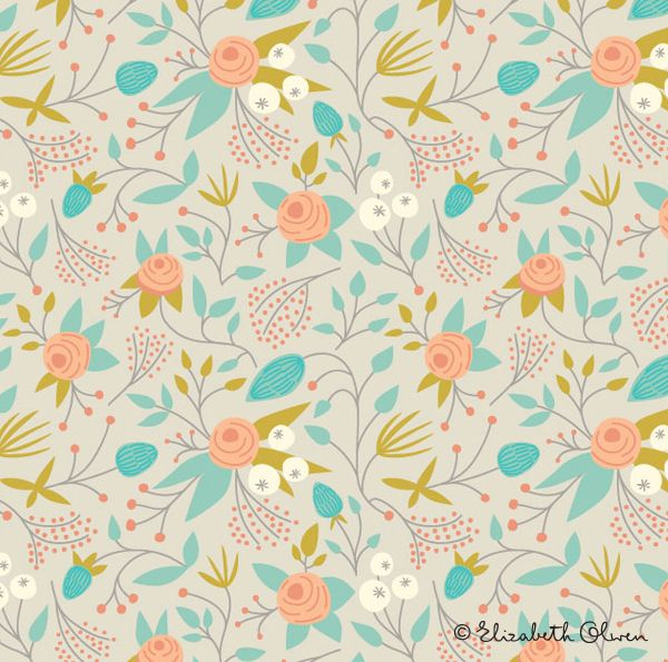 Rosie Simons Graphic and Surface Design: Feature Friday - Elizabeth Olwen · http://rosiesimons.blogspot.co.uk