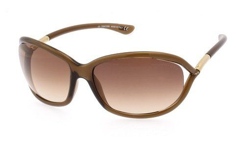 Tom Ford Sunglasses JENNIFER TF0008 Color 692 Now for 329.95. 100% Authentic Brand New Glasses Guaranteed