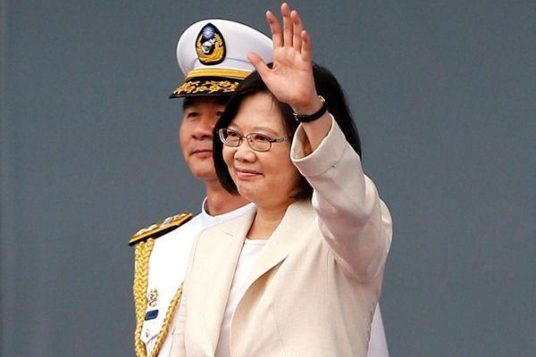 Presiden Taiwan Bakal Transit di AS, China Langsung Berang