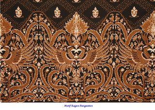 Batik Bandung yang sempat hilang dan dibangkitkan kembali oleh tanga-tangan trampil dan kreatif